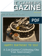ALG Magazine Spring Issue 2012