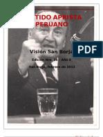 Boletín Visión San Borja - 026 - 2012