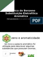 Química do Benzeno