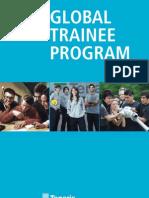 Global Trainee Program