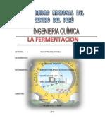 INDUSTRIAS FERMENTACION