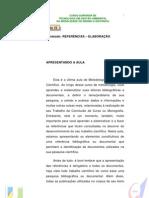 AULA 15 METODOLOGIA DO TRABALHO CIENTÍFICO