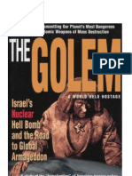 Michael Collins Piper - The Golem - Israel's Nuclear Hell Bomb and the Road to Global Arm Aged Don