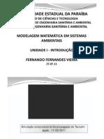 2-MODELAGEM (INTRODUCAO - 2011-2)