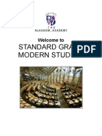 Modern Studies Exam Advice Booklet