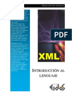 Introduccion Al Lenguaje XML