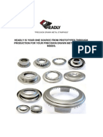 Headly Large Parts Brochure