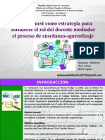 webquest Didactica