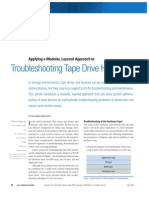 Troubleshooting Tape Library