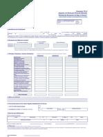 Formato Solicitud de Devolución de IR - 701 A Ver1.5