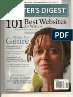 Writer's Digest - Anne Lamott