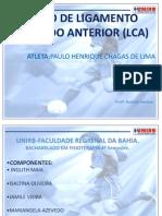 Lesão de LCA