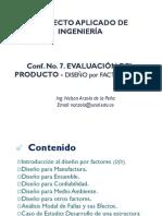 Conf No7 DfX