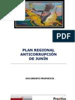 Plan Regional Anticorrupción de Junín_documento propuesta