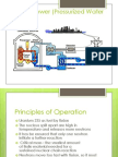 Nuclear Power (Pressurized Water Reactor)