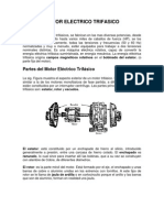 Motor Electrico Trifasico