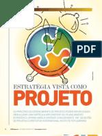 Estrategia Vista Como Projeto - Kerzner
