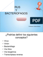 Virus y Bacteriofagos