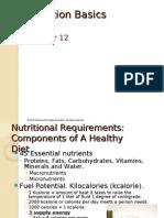 Insel 11e Ppt12-1 Nutrition