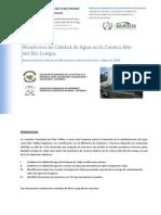 18-Informe de Muestreos Calidad de Agua Abril 2008