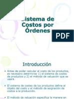 COSTOS POR ORDENES DE PRODUCCIÓN - r53551