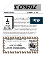 Epistle Dec08