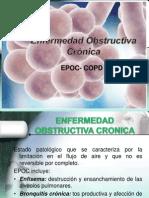 Enfermedad Obstructiva Crónica