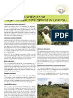 Land Tenure Systems Agric Devt in Uganda
