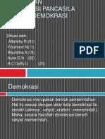 Perbedaan Demokrasi Pancasila Dengan Demokrasi Lainnya