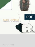 catálogo La voluntad no lo es todo-Santi Jiménez