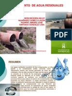 tratamiento de aguas residuales y otras