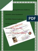 Hipertexto e Hipervínculo