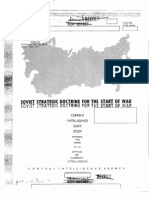 Caesar 30 - Soviet Strategic Doctrine at the Start of War