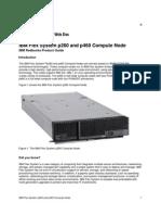 IBM Flex System p260 and p460 Compute Node