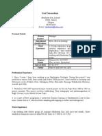 Kasi Viswanadham_new Resume