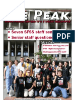 The Peak - July 31, 2006
