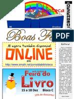 Jornal da Biblioteca - Dezembro 2008