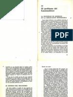 Unidad2-2-Rex j Cap 4 El Problema Del Funcionalismo p 91 a p 101