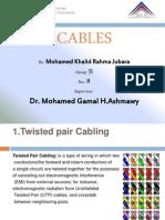 Cables m.khalid