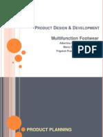SHOES Product Design & Development