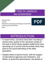 Squatting in Jamaica