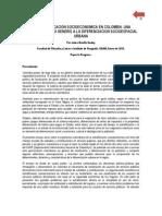 LaEstratiicacionSocioeconómicaColombia