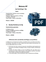 Motores HP