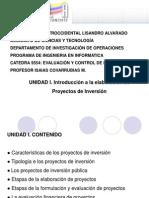 Introducci-¦ón a la elaboraci-¦ón de Proyectos