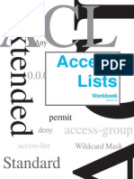 Access Lists Workbook_Student Edition Ver1_2