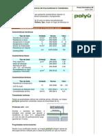 Cimianto Chapas Policarbonato Alveolar Polyu Thermonda Ed2006 2009