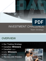 Investment Challenge Presentation