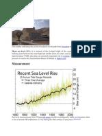 Tugasgeofis Sea Level