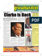 The Agriculturalist -April 2012