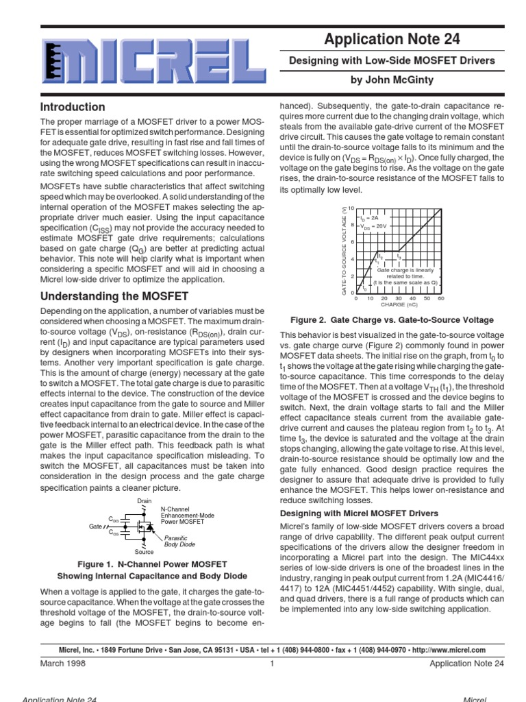 Dual Mosfet Vs Single Mosfet Openpv Manual Guide